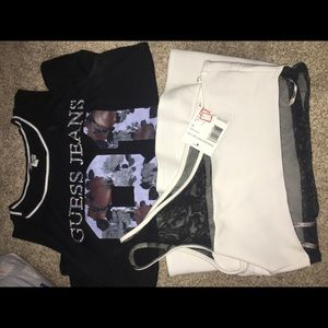 Size small tank tops - Guess